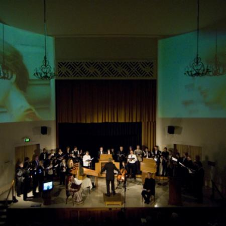 Astra Choir in 'Dissident Consonances'