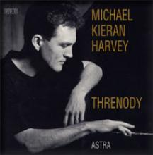 Cover of Threnody by Michael Kieran Harvey