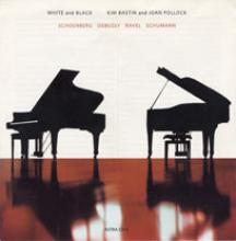 Cover of White and Black by Kim Bastin and Joan Pollock